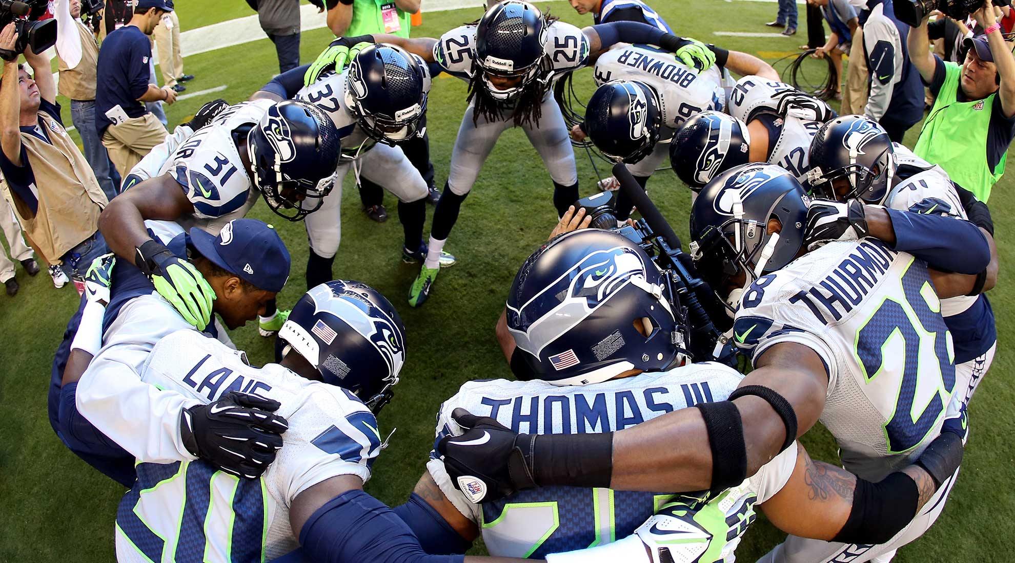 Seahawks: A Fresh View On Sports By Richard Riley